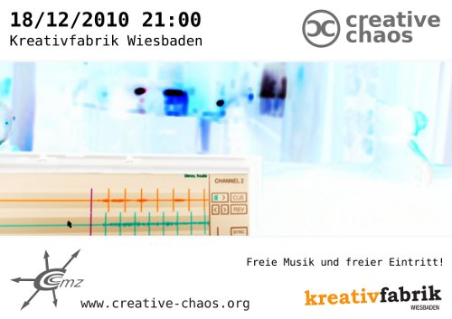 creative chaos cc ccc cccmz