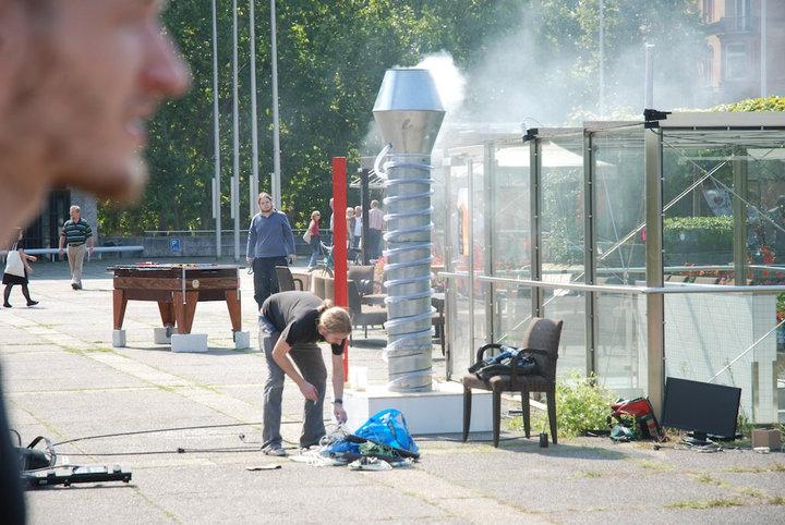 Internetbrunnen Mainz